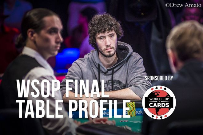 WSOP Final Table Profile: Dan Ott 0001