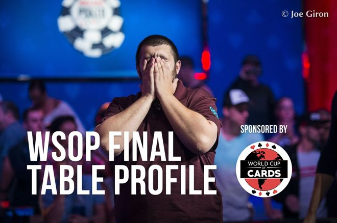 WSOP Final Table Profile: Scott Blumstein 0001