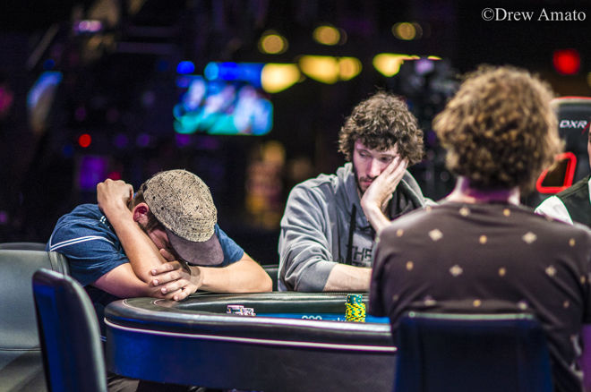 What Would You Do? Pocket Tens on WSOP Main Event Final Table Bubble