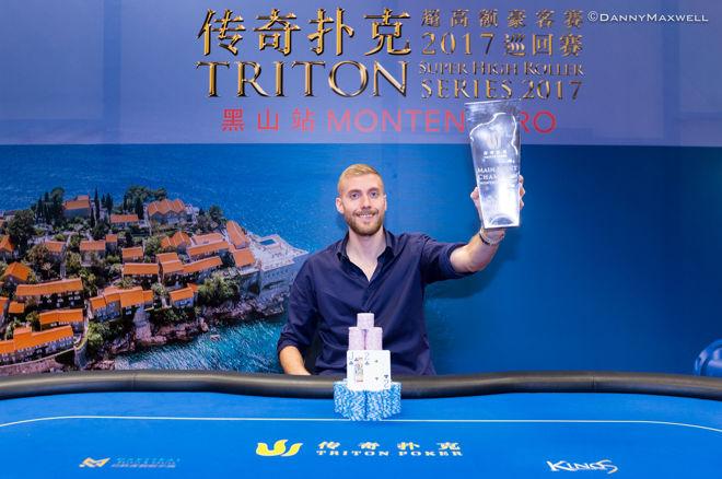 Triton SHR Series 2017 Montenegro : Manig Loeser encaisse 2 millions en 24 heures, John Juanda 4e 0001