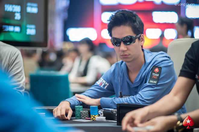 Randy Lew Among Early Leaders in PokerStars Festival Korea High Roller 0001