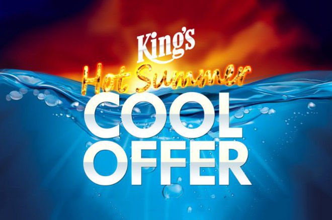€75,000 Guaranteed at the King's Casino Summer Party 0001