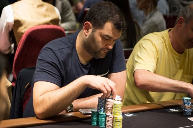 Yiannis Liperis Leads Day 2 Field at MPN Poker Tour Manchester 0001
