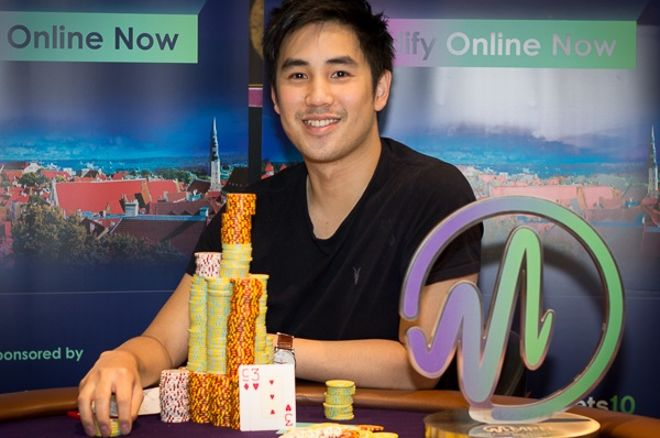 Tim Chung Wins MPNPT Manchester Main Event for £29,900 0001