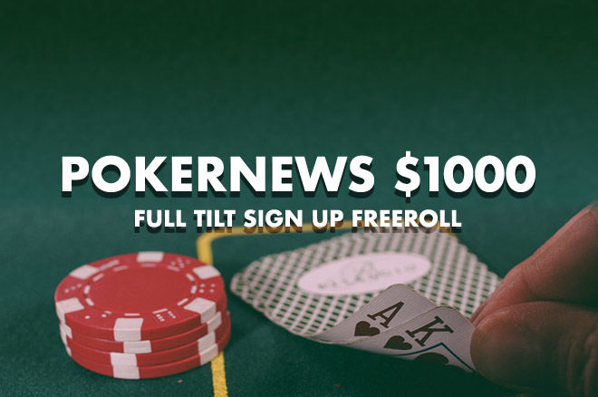 Full Tilt $1,000 Freerolls