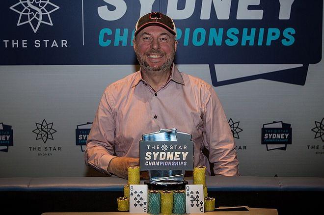 The Star Sydney Championships: Aussie Hall of Famer Jason Gray Wins the $5k Challenge 0001