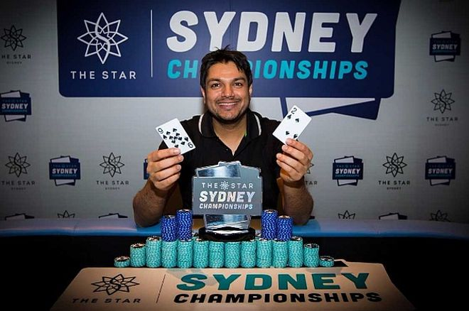 Star Sydney Championships: Ash Gupta Masters the Monster Stack 0001