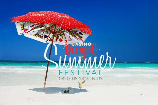 """Olympic Summer Festival"" startas - lygiai po savaitės 0001"