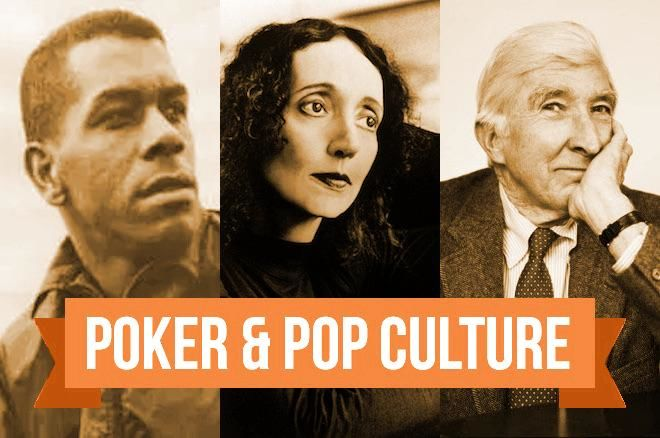 Poker & Pop Culture: Fiction Writers Finding Truth in the Cards