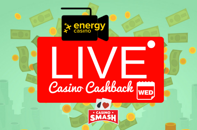 Win Weekly with Wednesday Live Casino Cashbacks!