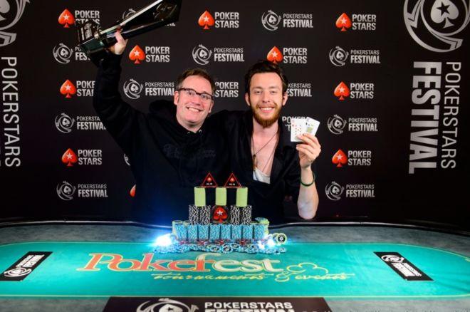 Sam Grafton wint PokerStars Festival Boekarest Main Event voor €117.707