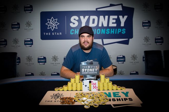 Star Sydney Championships: Daniel Hope Saves His Series with Bounty Win 0001