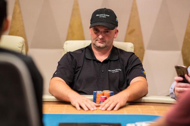 2017 PokerNews Cup Tag 2: Holger Bansner als Chipleader 0001