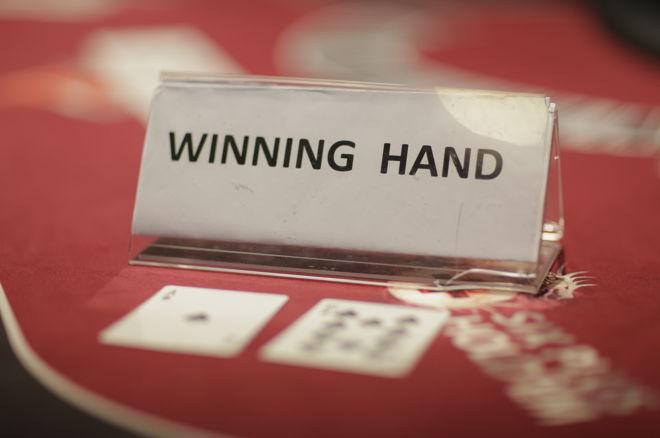 Texas Hold'em: A Tool for Teaching Statistics 0001