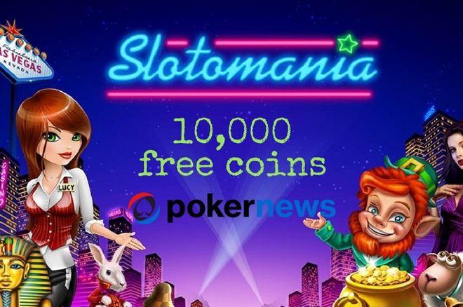Slotomania No Deposit Bonus