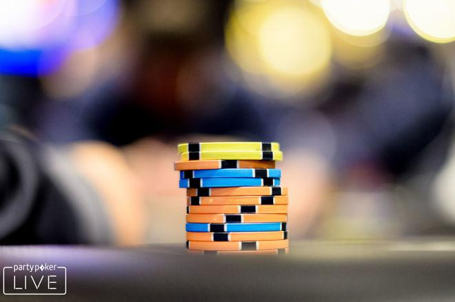 Understanding Stack Distribution in Tournaments: Short Stacks