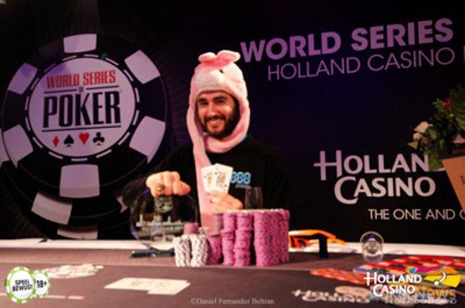 Ben Bensimoun wint WSOP International Circuit Main Event Rotterdam voor €94.349
