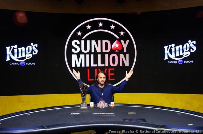 Philipp Salewski gana el primer Sunday Million en vivo 0001
