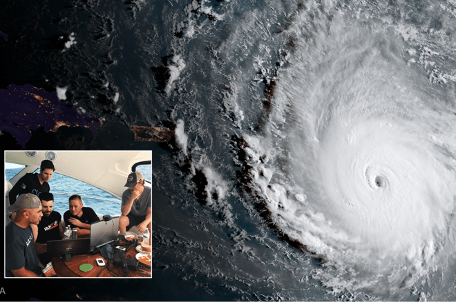Hurricane Irma Impacts Poker Plans in Caribbean, Southern Florida 0001