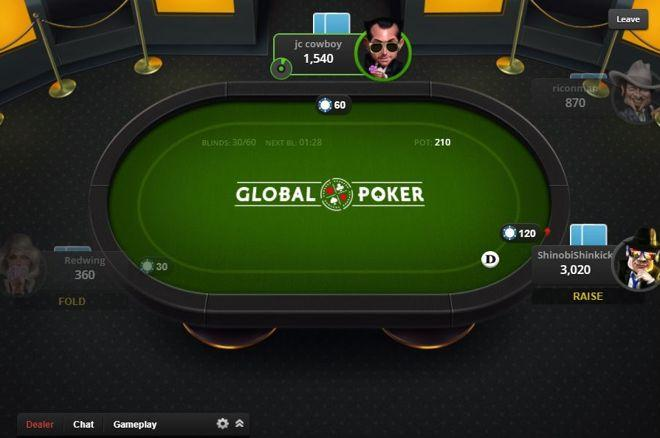 Global Poker to Host Charity Tournament for Hurricane Victims on Sunday 0001