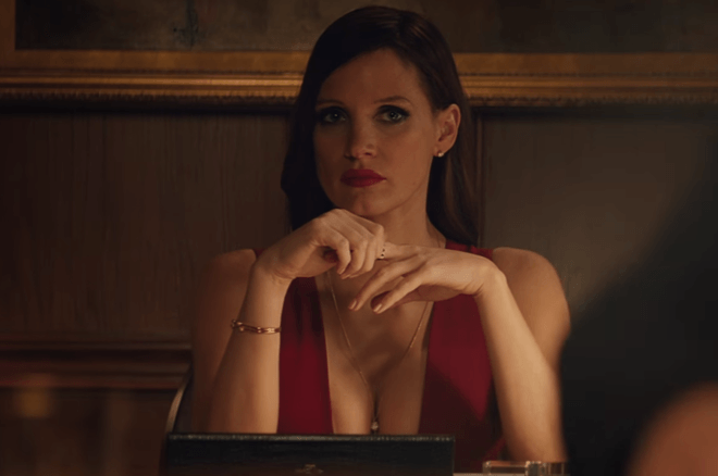 Poker Film 'Molly's Game' mit vielen positiven Kritiken 0001