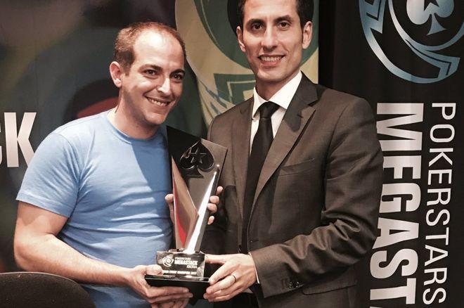 Guillermo Llidó gana el MegaStack Iberia de PokerStars en Valencia 0001