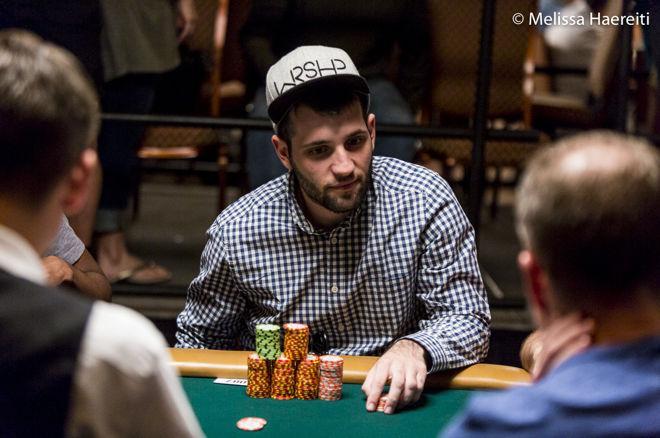 12ος ο Γιάννης Αγγέλου στο Merit Poker Retro 3 WARM UP, νικητής... 0001