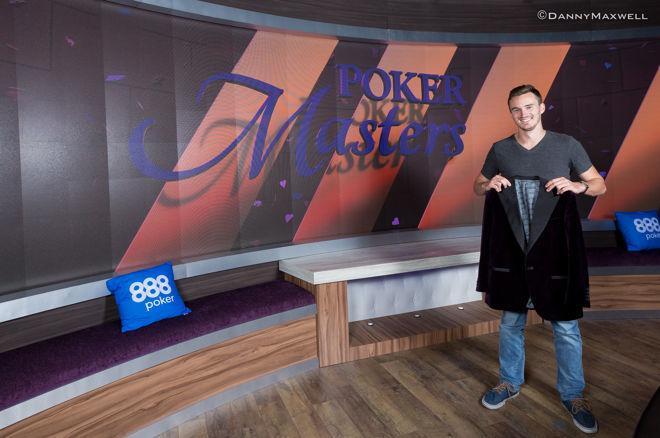 Poker Masters : Semaine à 3 millions pour Steffen Sontheimer 0001