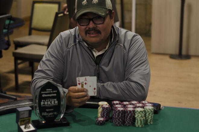 Kent Reigns Over King in Second PlayNow Championship Event 0001