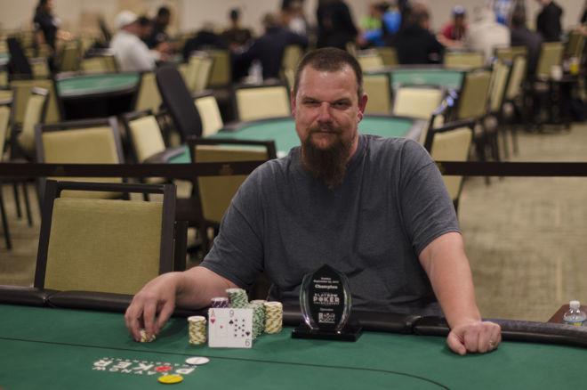 Leo Leclerc PlayNow Poker Championship Club Regent Casino