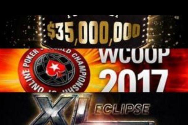WCOOP, Powerfest, XL Eclipse