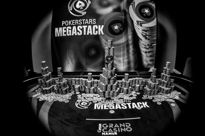 Megastack PokerStars : 1051 entrées à Namur et un deal pour finir 0001