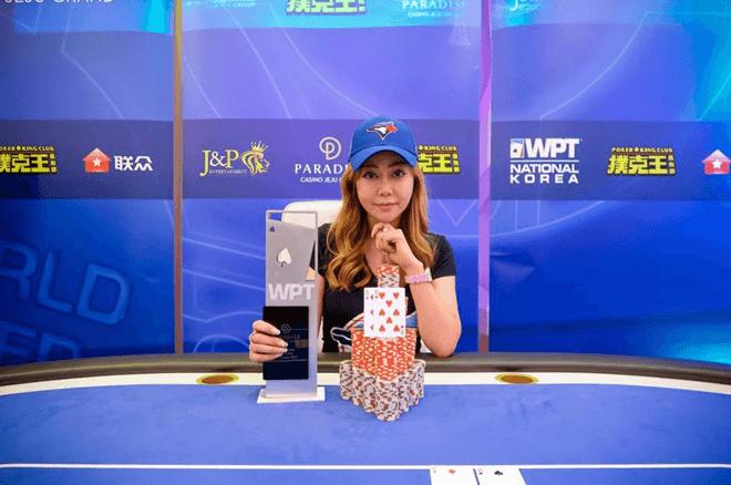 WPT Korea : Jessica Bian triomphe pour 50.000$ 0001