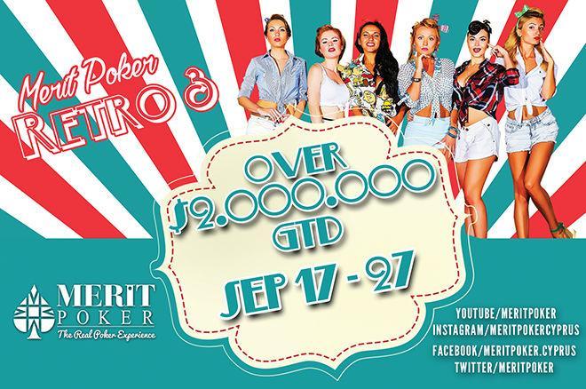 Merit Poker Pays Out Record $3,725,000 at September Festival 0001