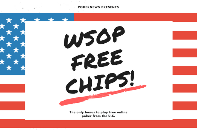 PlayWSOP Free Chips