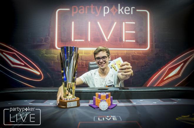 Fedor Holz gewinnt das partypoker LIVE Grand Prix Austria €2,200 High Roller 0001