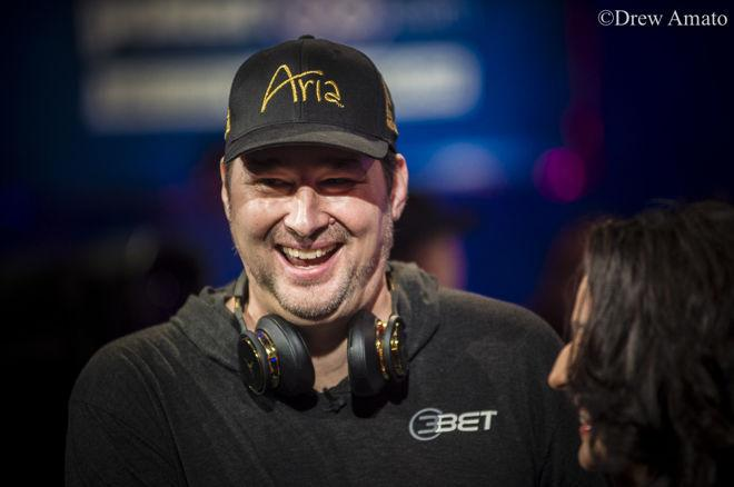 The Muck: Hellmuth's $15K 3-Point Shot; Busquet Underdog vs. Colman? 0001