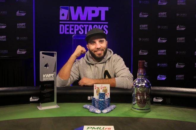 El título del Main Event del WPT Deep Stacks Marrakech se le escapa a los españoles 0001
