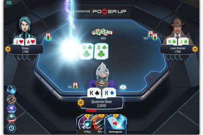 PokerStars' Futuristic 'Power Up' Game Rolls Out for Real Money 0001