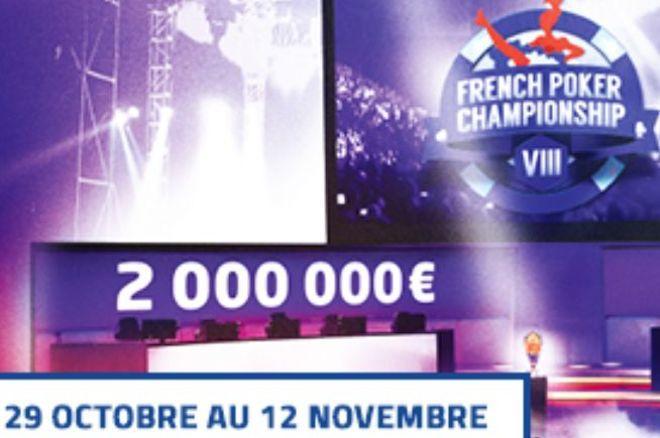 FPC8 : 130 tournois et une garantie de 2 millions sur PMU Poker 0001