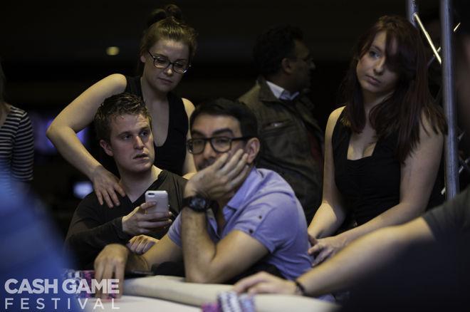 Dos españoles se cuelan en la úlima jornada del 888live Poker Festival Londres 0001