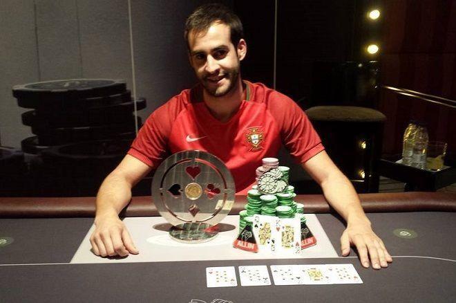 Valdo Gamito se lleva la Gran Final de las Golden Poker Series; Vicente Gargallo gana la... 0001