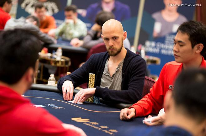 Stephen Chidwick Leads Day 1 of Triton Super High Roller Macau Main Event 0001