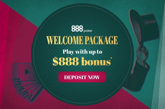 бонус на 888poker