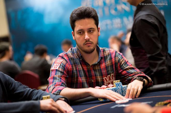 Adrian Mateos, Fedor Holz Lead Triton Macau Main Event Final Table 0001
