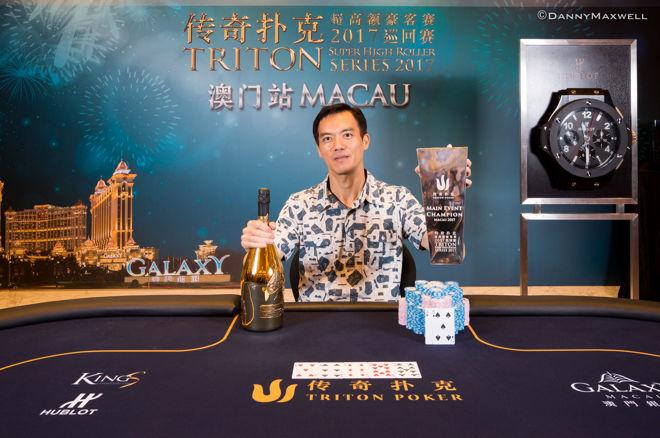 John Juanda Defeats Fedor Holz for Triton Super High Roller Macau Title 0001