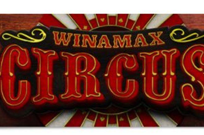 3 millions garantis sur 104 tournois, le programme complet des Winamax circus 0001