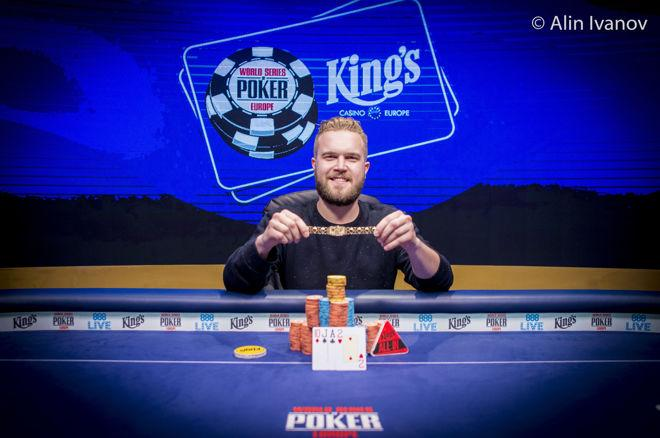Andreas Klatt Wins WSOP Europe Event 2: €550 Pot Limit Omaha 0001