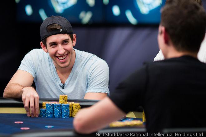 Daniel Colman Sweeps Olivier Busquet, Brandon Adams in KOTH 3 0001