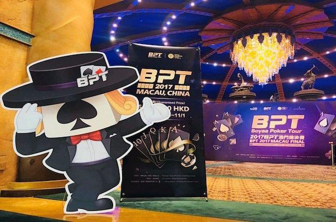2017 Boyaa Poker Tour Macau Final Off to a Grand Start 0001